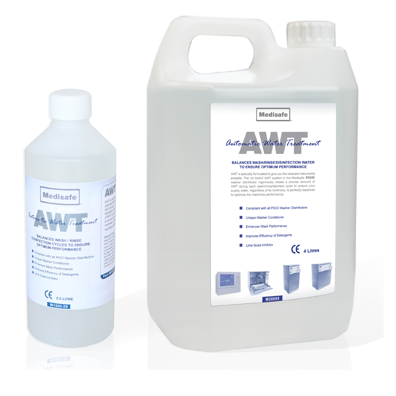 AWT Water Treatment for Washer Disinfector