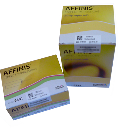 Affinis Wash Material