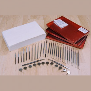 Dental instrument kit