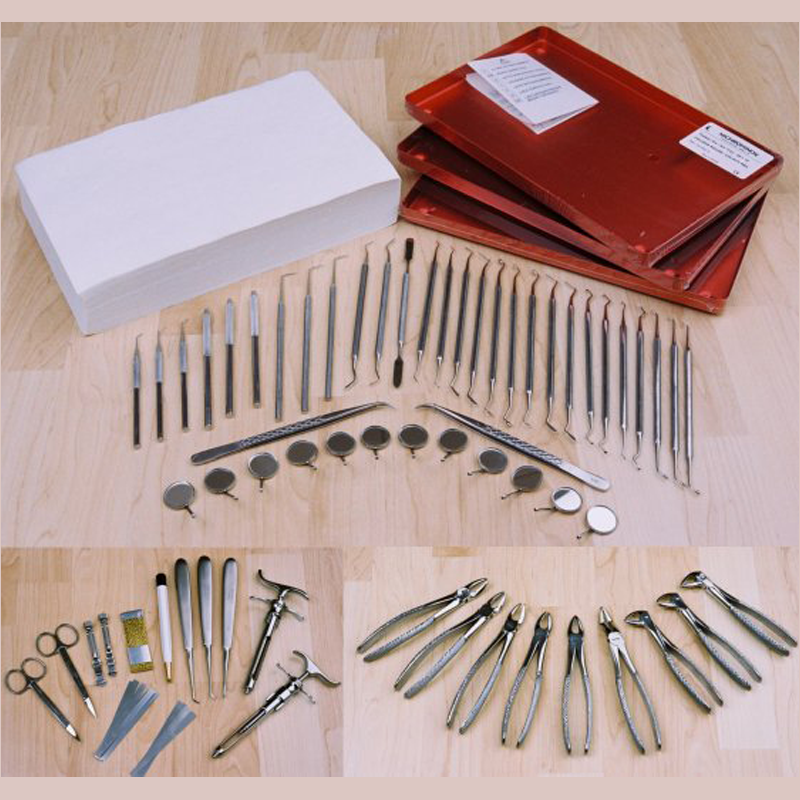 Dental instrument kit 3