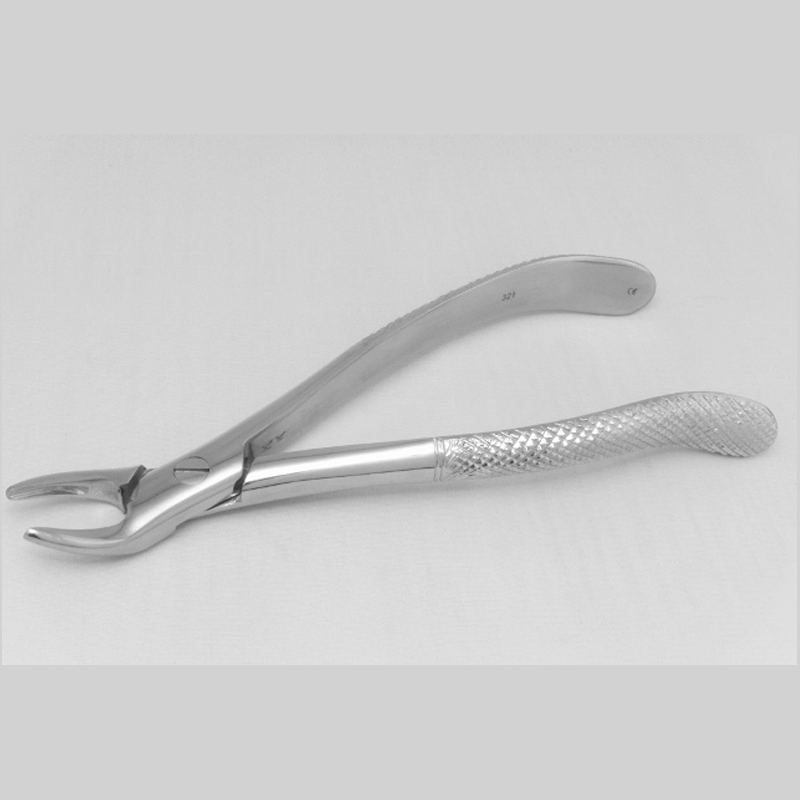 Upper Roots Forceps ash76N. BDS321