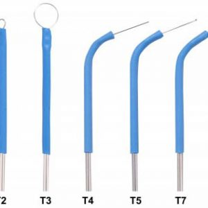 Electrosurgery tip set Bonart