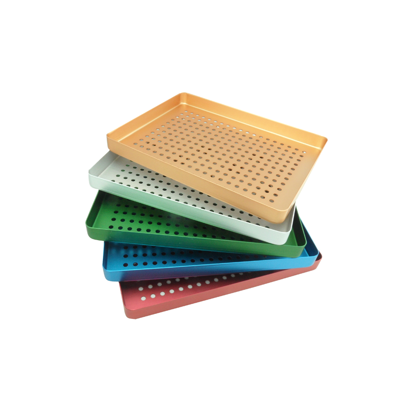 Instrument Trays Mini Perforated
