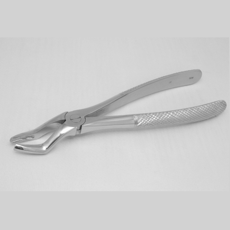 Upper Roots Bayonet Forceps