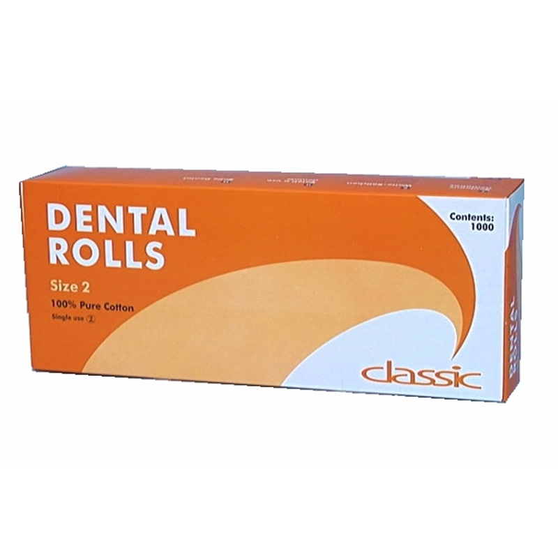 Cotton Wool Rolls size 2
