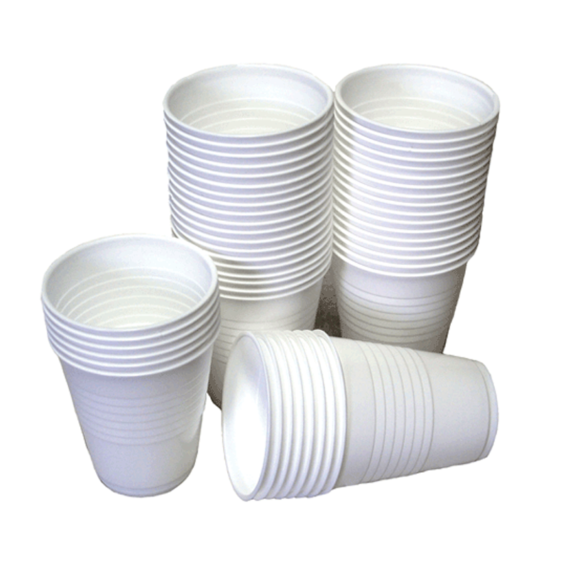 7oz squat disposable cups