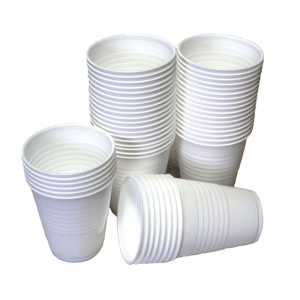 Buy 1 box of cups and 2000 mouthwash tablets 7oz squat cups Pack of 2000 Suitable for water coolers Ref: DC02