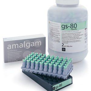 GS-80 Amalgam Spherical