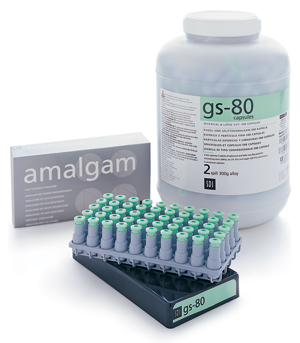 Gs 80 Amalgam Spherical Bdsi