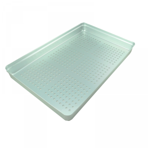 Instrument Tray Lids Large Perforated