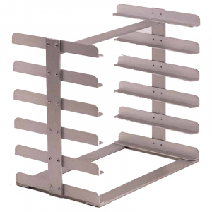 Dental tray rack