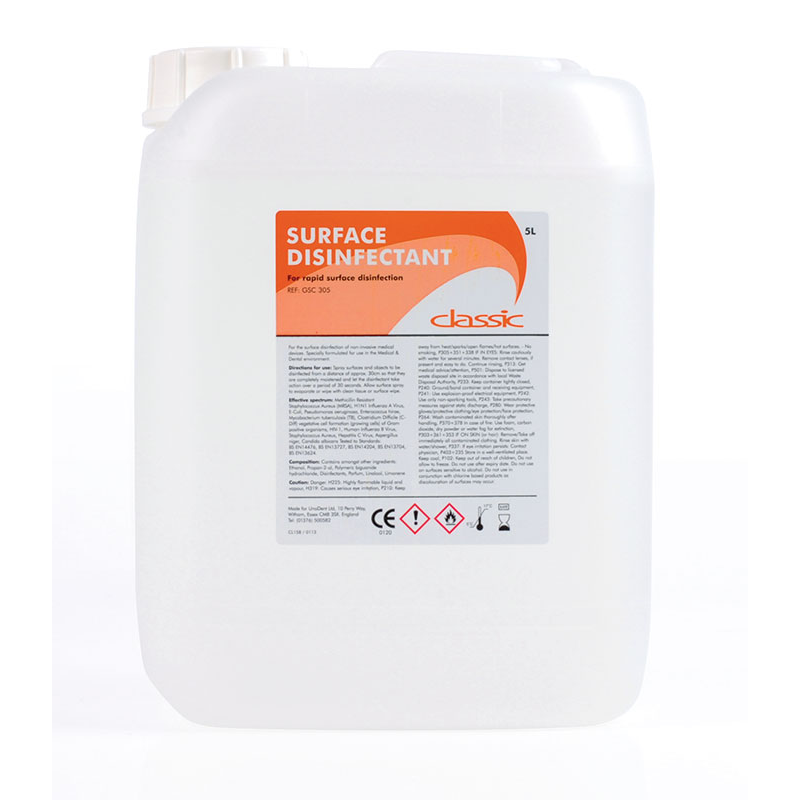 Surface Disinfectant Spray Refill