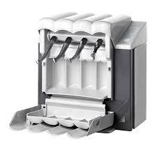 QUATTROcare Plus lubrication system