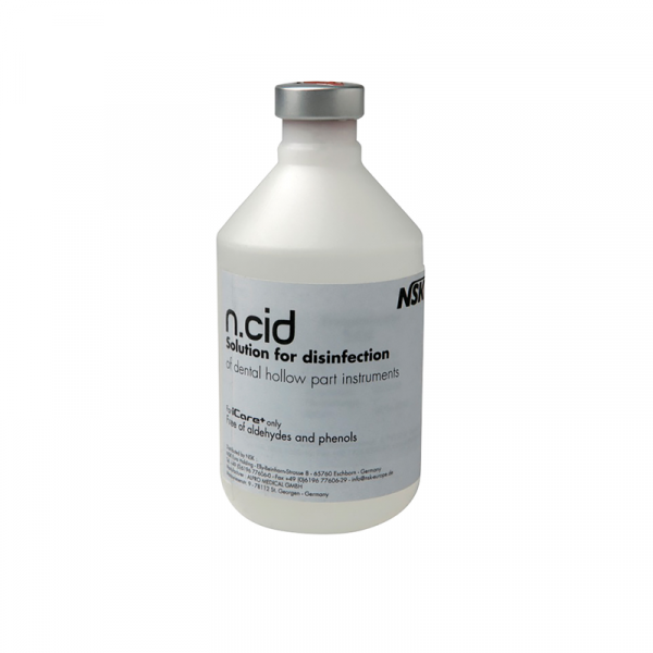 NSK iCare+ nCid